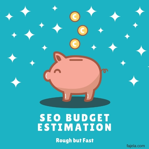 seo budget estimation
