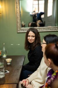 Olesia Korobka, SEO solopreneur