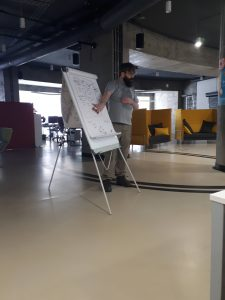 Murych is explaining basics of HTML5